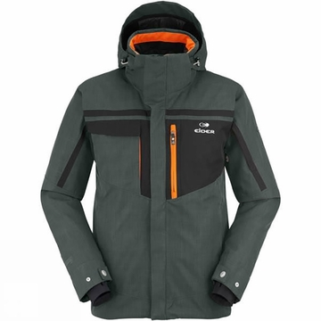 Eider Mens Brooklyn Jacket Raven