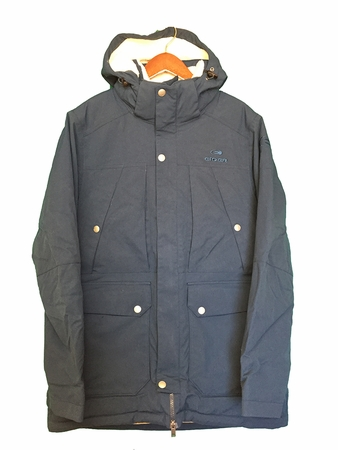 Eider Mens Canyonlands Parka Midnight Blue