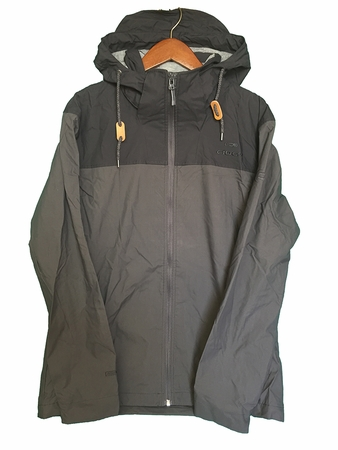 Eider Mens Chiloe Jacket Dark Grey/ Ghost