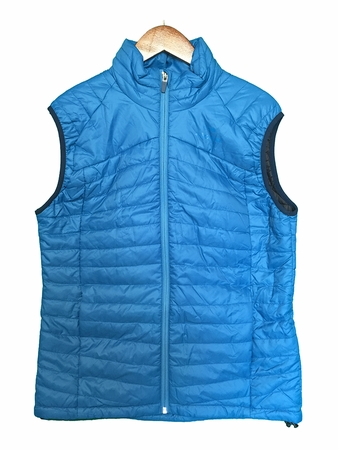 Eider Mens Chincha Vest Wild Blue