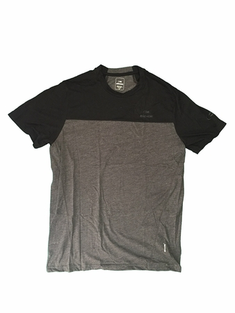 Eider Mens Commit Mix Tee 2.0 Ghost/ Ghost Cloudy