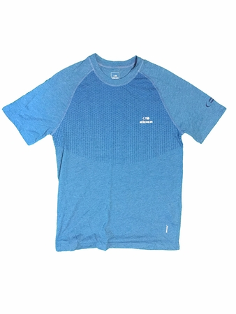 Eider Mens Commit Print Tee 2.0 Wild Blue