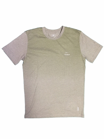 Eider Mens Commit Print Tee Kaki Green