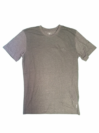 Eider Mens Commit Print Tee Lunar Grey/ Graphite