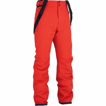 Eider Mens Courmayeur Pant 2 Red Lava