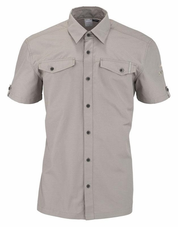 Eider Mens Darney Shirt Faint Brown