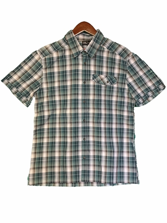 Eider Mens Dartmoor Shirt 2.0 Alpine Green