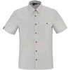 Eider Mens Dartmoor Shirt 2.0 Light Grey Print