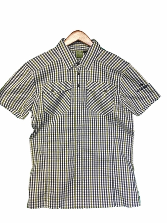 Eider Mens Dartmoor Shirt 2.0 Pesto