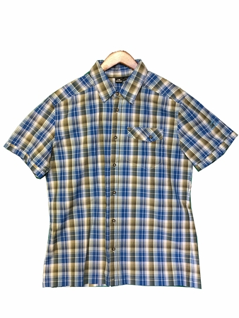 Eider Mens Dartmoor Shirt 2.0 Wild Blue