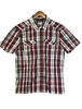 Eider Mens Dartmoor Stretch Shirt 2.0 Chili Pepper/ Night Shadow