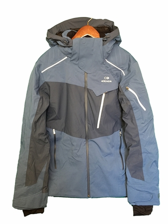Eider Mens Deer Valley Jacket Nightfal/ Midnight Blue