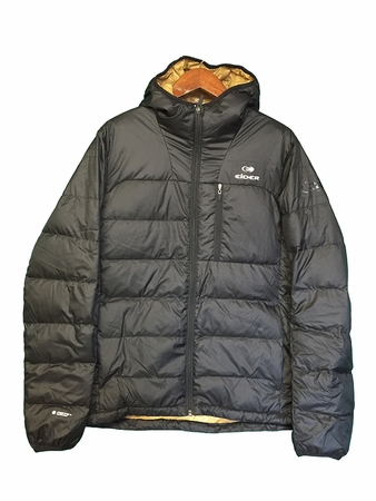 Eider Mens Dibona Jacket Black/ Noir