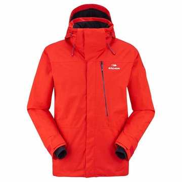 Eider Mens Glencoe Jacket 3.0 Red Lava
