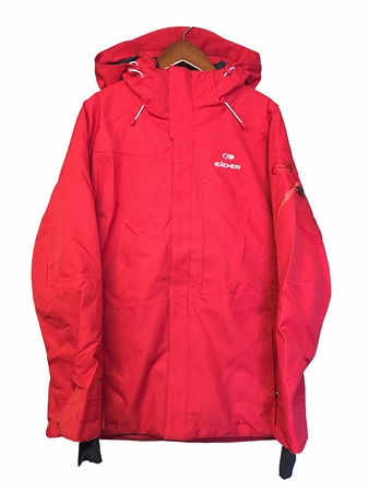 Eider Mens Glencoe Jacket Chili Pepper