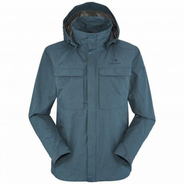 Eider Mens Highlands Jacket Blue Sense