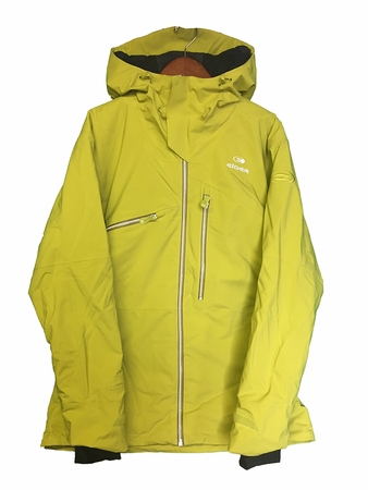 Eider Mens Jager Jacket 2.0 Green Lime