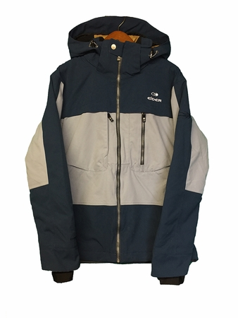 Eider Mens Kanda Jacket 2.0 Midnight Blue/ Frost (Close Out)