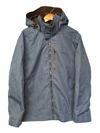 Eider Mens Kargil 3 in 1 Jacket Nightfall