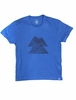 Eider Mens Kidston Tee 2.0 Alpine Blue Mountains