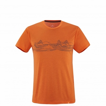 Eider Mens Kidston Tee 2.0 Mars Attack Walking