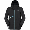 Eider Mens La Grave 3.0 Jacket Black (Close Out)