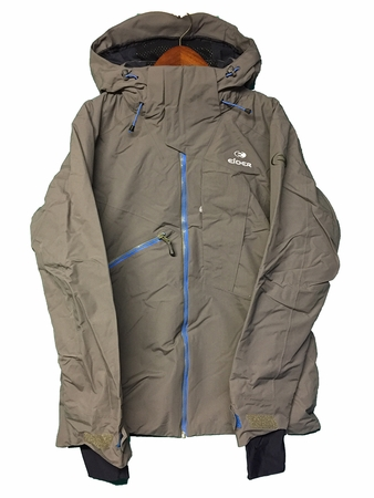 Eider Mens La Grave Jacket 2 Rock Bun