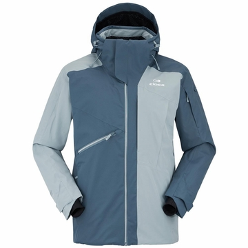 Eider Mens La Grave Jacket 3.0 Midnight Blue/ Frost