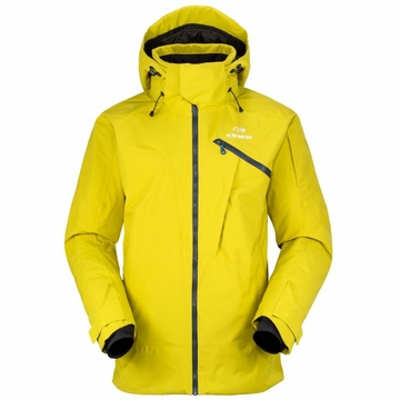 Eider Mens La Grave Jacket Green Lime