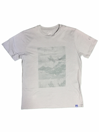 Eider Mens LAC Tee Misty Green Landscape