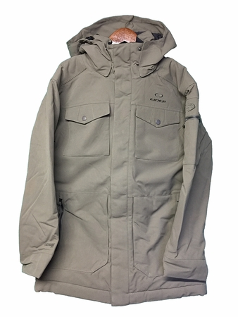 Eider Mens Lanfon Parka Kaki Green (Close Out)
