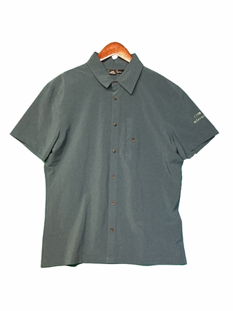 Eider Mens Manali Stretch Shirt Alpine Green
