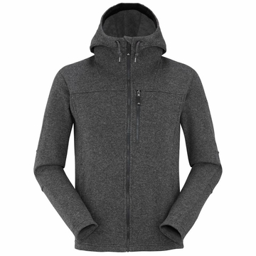 Eider Mens Mile End Fleece Jacket Ghost