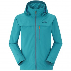 Eider Mens Mindo Jacket Teal Blue