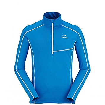 Eider Mens Montana 1/2 Zip Active Blue