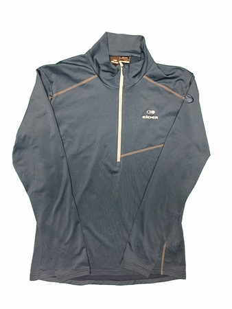 Eider Mens Montana 1/2 Zip Midnight Blue