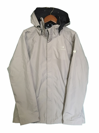 Eider Mens New Shenanda Jacket Faint Brown