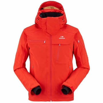Eider Mens Niseko Jacket 3.0 Red Lava