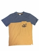 Eider Mens Nuage Tee 2.0 Dark Rust/ Dark Grey