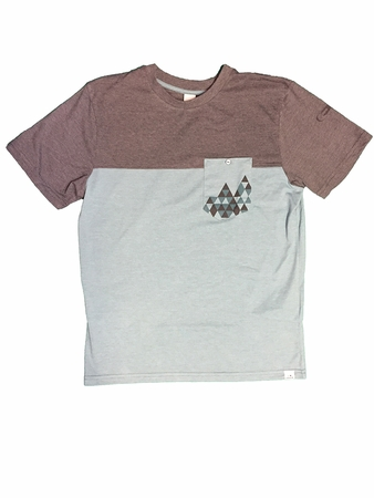 Eider Mens Nuage Tee 2.0 Misty Green/ Dark Grey