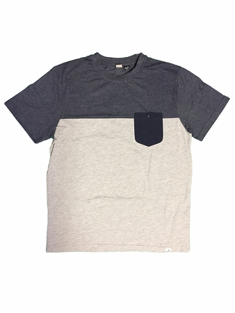 Eider Mens Nuage Tee Light Grey