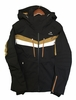 Eider Mens Park City Jacket Black/ Noir