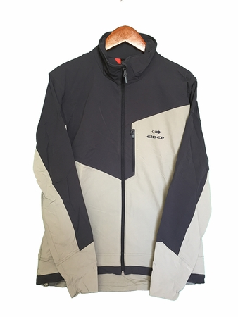 Eider Mens Power Jacket Arctic Grey/ Underwater