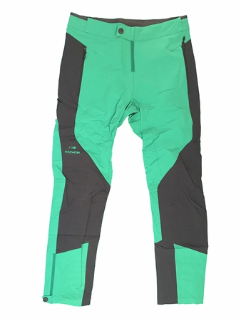 Eider Mens Power Mix Pant Ascent Green/ Crest Black