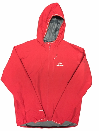 Eider Mens Pulsate Jacket 2.0 Chili Pepper