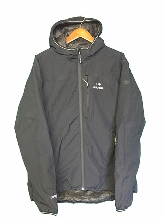 Eider Mens Pulsate Warm Jacket Ghost