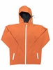 Eider Mens Ream Jacket Rust Orange