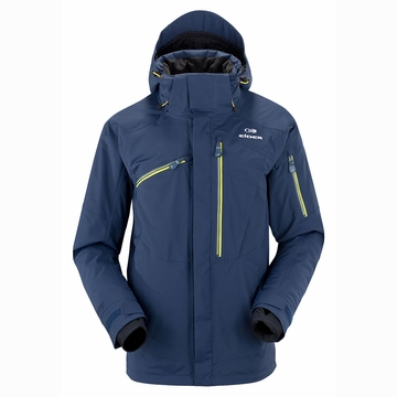 Eider Mens Revel Stoke Jacket Night Blue