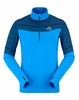 Eider Mens Rise 1/2 Zip Active Blue/ Midnight Blue