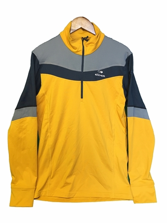 Eider Mens Rise 1/2 Zip Apollo